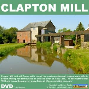 CLAPTON MILL DVD